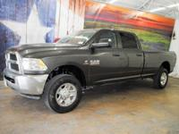 Turn heads in this Certified Pre-Owned 2015 Ram 2500