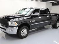2015 Dodge Ram 3500 with 6.7L Diesel I6 Engine,Leather