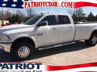 Options:  2015 Ram 3500 Laramie|What A Fantastic Deal!