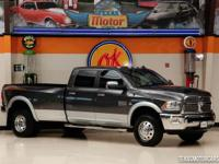 This Carfax 1-Owner 2015 Dodge ram 3500 Laramie is in