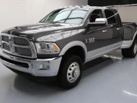 This awesome 2015 Dodge Ram 3500 4x4 Diesel comes