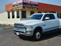 Looking for a clean, well-cared for 2015 Ram 3500? This