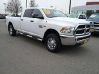 Dishman Dodge is excited to offer this 2015 Ram 3500.