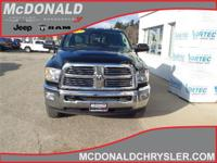 Options:  2015 Ram 3500 Slt 4X4 Crew Cab 169.5 In.