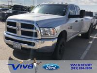 Bright Silver Clearcoat Metallic 2015 Ram 3500