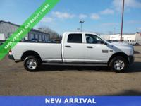 *** 2015 RAM 3500 FOUR DOOR CREW CAB LONG BED TRADESMAN
