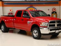 This Carfax 1-Owner 2015 Ram 3500 Tradesman is in great