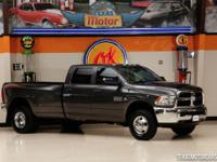 This Carfax 1-Owner 2015 Dodge Ran 3500 Tradesman is in