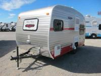 2015 Riverside RV White Water Retro 155XL Red 2015