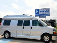 Featuring Roadtreks famous floor plan, this coach is