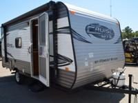 This is a super lightweight camper. Brand new 2015