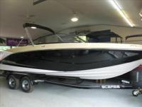 2015 Scarab 255 HO 500hp! Most space and HP than any