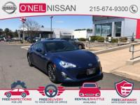 This 2015 Scion FR-S is proudly offered by Oneil Nissan