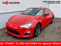 2015 Scion FR-S Recent Arrival! New Price! Certified.