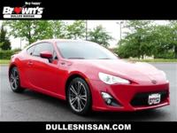 Looking for a clean, well-cared for 2015 Scion FR-S?