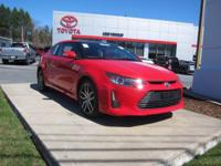 ONE OWNER!! 2015 SCION tC!! FWD, 2 DOOR COUPE, 2.5L,