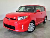 CARFAX One-Owner. Absolutely Red 2015 Scion xB FWD