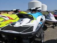 2015 Sea-Doo GTI 130 FUN! Watercraft 3 Person 5563 PSN
