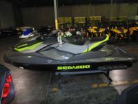 2015 Sea-Doo GTI Limited 155 Call Today!!  Enjoy