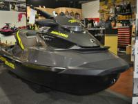 2015 Sea-Doo GTX Limited iS 260 NEW! Watercraft 3