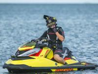2015 Sea-Doo RXP-X 260 2015 Sea-Doo RXP-X 260 It pushes