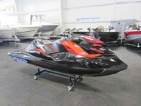 CLEAN 2015 SEA-DOO RXP X 260 DEMO WITH ONLY 25 HOURS