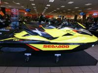 Watercraft 3 Person 2229 PSN. 2015 Sea-Doo RXT-X 260