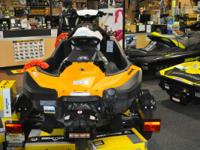 2015 Sea-Doo Spark 2up 900 ACE iBR/Convenience Package