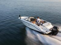 2015 Sea Ray 19 SPX Sport Outboard Take your weekends