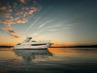 2015 Sea Ray 310 Sundancer Downtime flies. The 310