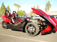 2015 Slingshot Slingshot SL the All New 2015 Polaris