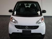 2015 smart Fortwo Pure 2D Coupe 1.0L I3 5 Speed