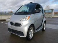 Options:  2015 Smart Fortwo Electric Drive 2Dr