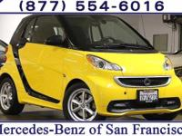 CARFAX One-Owner. Clean CARFAX. 2015 smart Fortwo RWD 5
