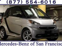 CARFAX One-Owner. Clean CARFAX. 2015 smart Fortwo