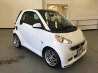 This 2015 smart fortwo Passion is proudly offered by