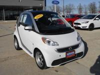 This 2015 smart fortwo Passion is offered to you for