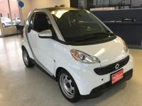 This good-looking 2015 smart Fortwo is the car that you