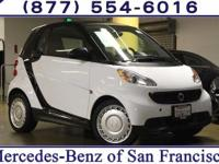 Clean CARFAX. 2015 smart Fortwo RWD 5 Speed Automatic