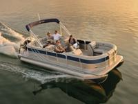 2015 South Bay 522 RS Platinum SpecificationsOverall