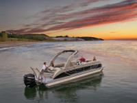 2015 South Bay 922 Sport TriToon SpecificationsOverall