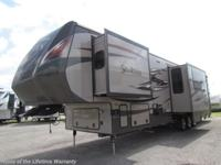2105 Spartan 1240X Toy Hauler Triple Axle, 40', Luxury