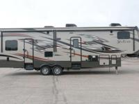 2015 Spartan RVs 1032 2015 Spartan 1032 Toy Hauler by