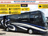 2015 Sportscoach Cross Country 361BH Bunk House W/Res.