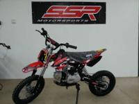 2015 SSR Motorsports SR 125 SEMI New In Stock SSR 125