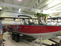 2015 Starcraft Fishmaster 196 Great Lakes fishing at