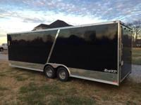 2015 Stealth Enclosed Trailer Viper Model Enclosed Car
