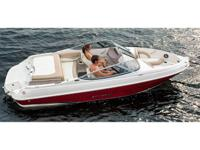 Inspired by our sport deck models the 188LE sport boat