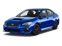 Discerning drivers will appreciate the 2015 Subaru WRX!