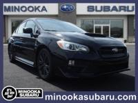Take command of the road in the 2015 Subaru WRX! It